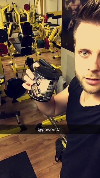 POWERSTAR FOOD Blue Pacemaker Selbsttest Finn Grieser